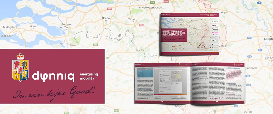 TTF -project Dynniq aanbesteding Limburg groot