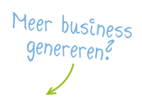 Meer business genereren?