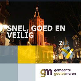 project Ziut aanbesteding Gooisemeren