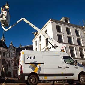 project Ziut aanbesteding Son en Breugel